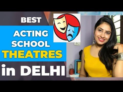 Best Theatres in Delhi (Top 5)   Acting School in Delhi   Delhi Theatre Groups