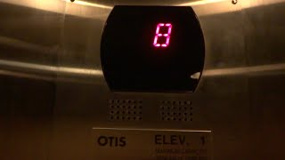 Otis Gen2 MRL Traction Elevators - Best Western Plus - Fredericksburg, VA + Mini Hotel Room Tour