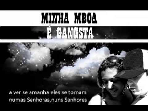 Faxon - Minha Mboa é Gangsta