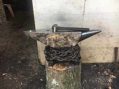 Old Hickory Forge blacksmith shop tour