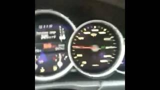 Cayenne Turbo (955) Acceleration