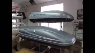 Видеообзор на аэробокс Terra Drive 420 л