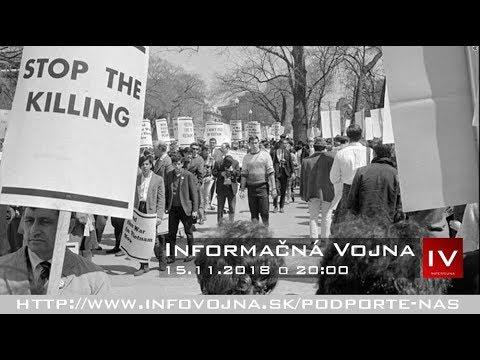 Informačná vojna 15.11.2018