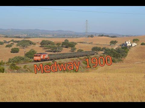 Medway 1900 - Panóias e Azinheira dos Barros