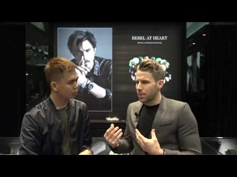 Interview of Mr Lars Schmidt the Sales Director Asia for THOMAS SABO