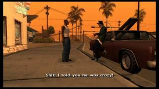 GTA San Andreas PS4 Road To Platinum Part 1