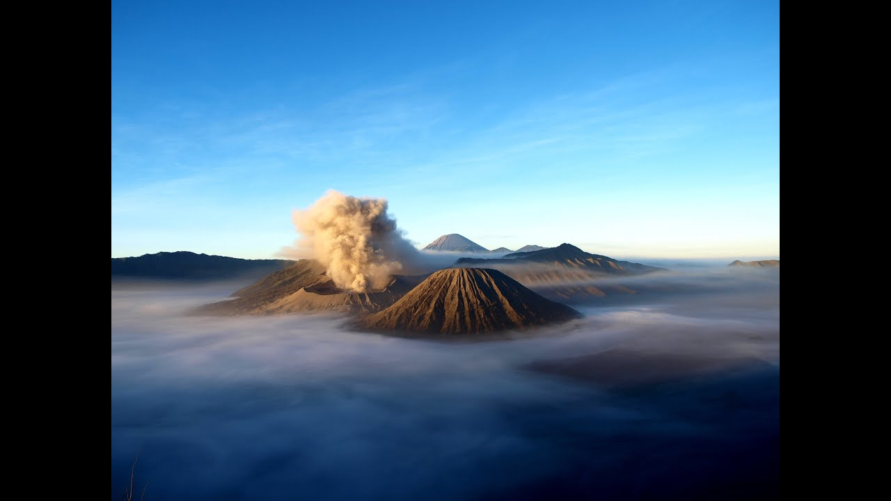 Bromo Crater | East Java Indonesia