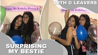 SURPRISING MY BEST FRIEND FOR HER BIRTHDAY