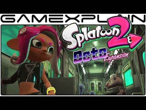 Splatoon 2: Octo Expansion  NEW Details Revealed in Switch Spring Trailer