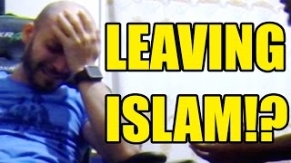 LEAVING ISLAM PRANK