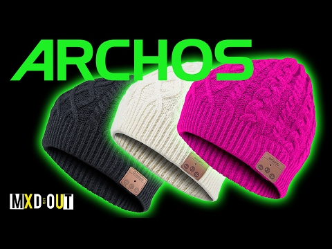 Archos Bluetooth Music Beanie Hat!?   Review