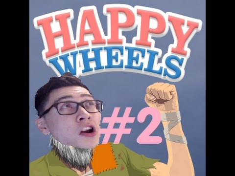 Happy Wheels Part 2 Anubis American Hero Dabbing Kid