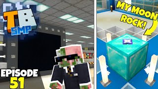 Truly Bedrock Episode 51! SECRET SPY MISSION! Minecraft Bedrock Survival Let's Play!