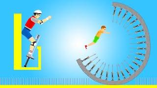 99.999% of people fail the infinite harpoon dodge challenge