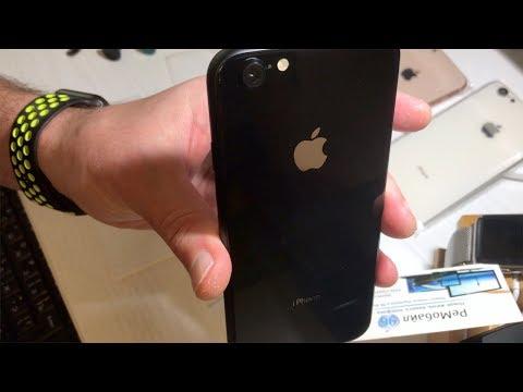 Делаем Айфон 8 из Шестого! Крышка, корпус - Оч круто!