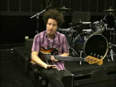 Justin Meldal-Johnsen On Planet Waves Cable Station