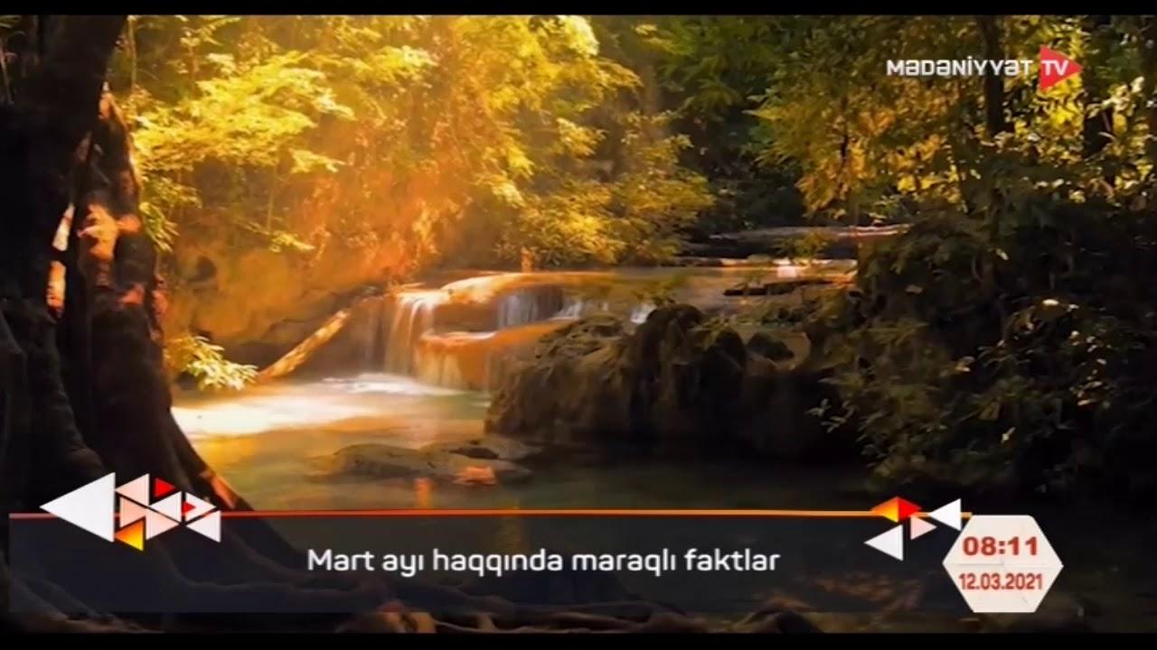 Mart Ayi Haqqinda Maraqli Faktlar Youtube