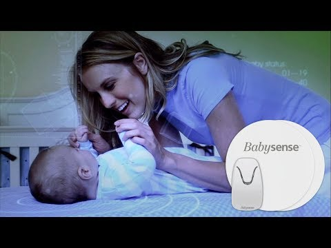 Babysense 7 - The NEW Baby Movement Monitor - Now with Enhanced Sensitivity