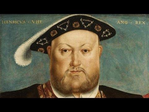 Inside the Body of King Henry VIII.