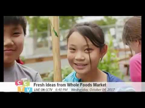 Fresh Ideas from Whole Foods Market - w/ Jess from Somerville