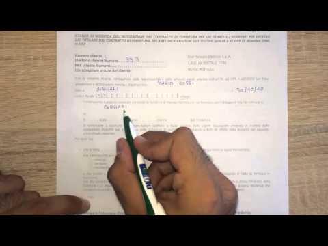 Voltura contratto enel residenti decesso intestatario - Enel richiesta interramento linea ...