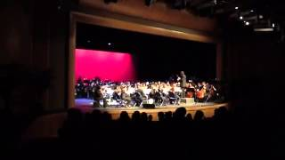 MDC North Film Orchestra Conducted by Albert Bade  Jurassic Park Thumbnail