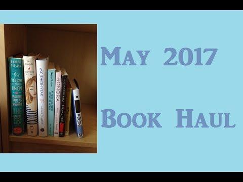 May 2017 Book Haul