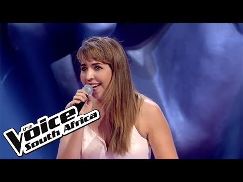 Zé Briel sings 'Falling Slowly' | The Blind Auditions | The Voice South Africa 2016