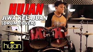 Download Lagu HUJAN - JIWA KELAJUAN   DRUM COVER mp3