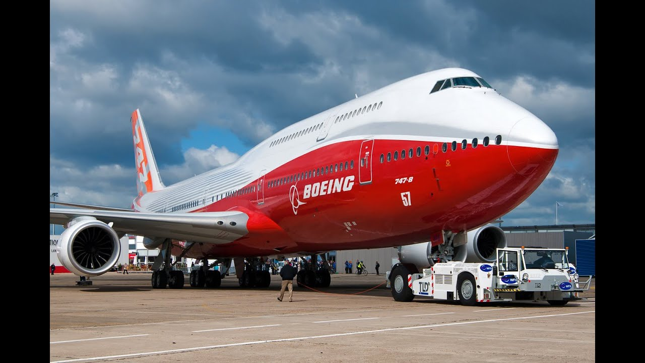 Boeing 747 8 Mega Factories Documentary Boeing S Latest