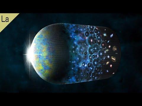 ブロック宇宙論 ~時間は流れてなく未来は既に決定している~