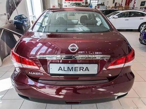 Говномашина от концерна Рено Ниссан Вся правда о Nissan Almera 2015 сравнение с Logan и Solaris