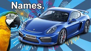 A Very Serious Guide About Pronouncing Car Names.