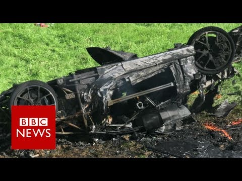 Grand Tour Host Richard Hammond Injured In Crash Bbc News Youtube