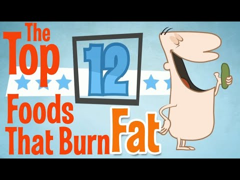 12 Of The Best Fat Burning Foods For Men and Women
