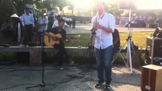 Biển Nhớ - Vĩ Cầm Guitar - Saxophone Quốc Linh