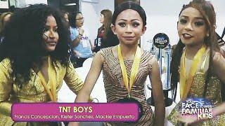 TNT Boys interview after winning YFSF Kids 2018 (Eng Sub)