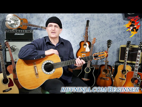 How To Choose An Acoustic Guitar - The Ultimate Acoustic Guitar Buying Guide