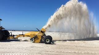 Wolverine Extreme - Land Reclamation, Port of Brisbane