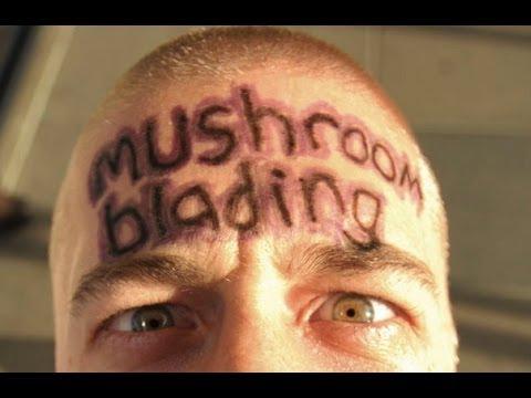 Mushroom Blading Vol. 1  (rollerblading video 2008)