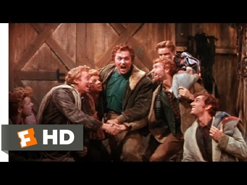 Seven Brides for Seven Brothers 810 Movie CLIP  Sobbin Women 1954 HD