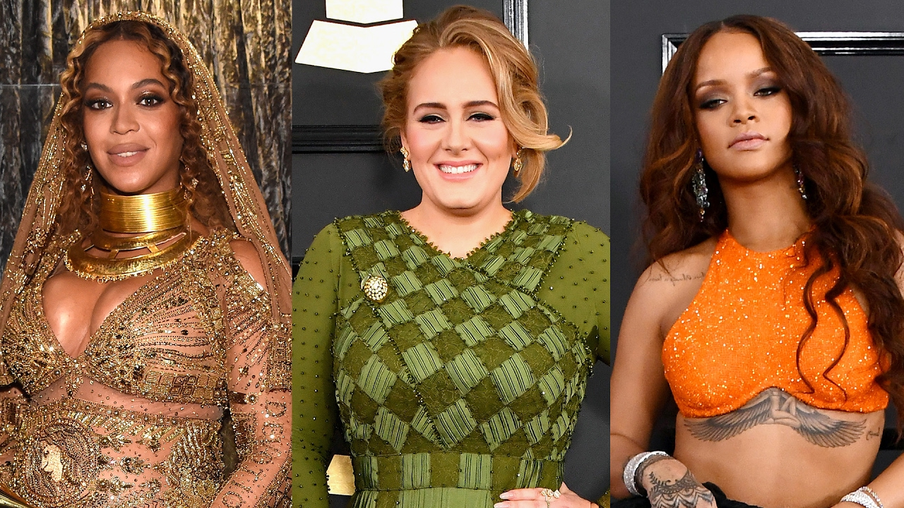 Adele's ALMOST Sang With Beyonce & Rihanna For Her George ...