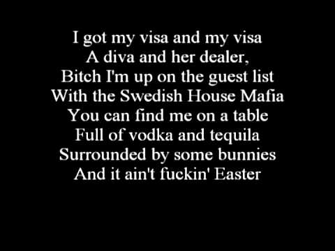 Swedish House Mafia - Miami 2 Ibiza + Lyrics (NEW 2011)