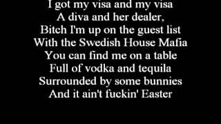 Swedish House Mafia Miami 2 Ibiza Lyrics NEW 2011