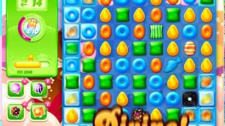 Candy Crush Jelly Saga Level 883 - NO BOOSTERS ***