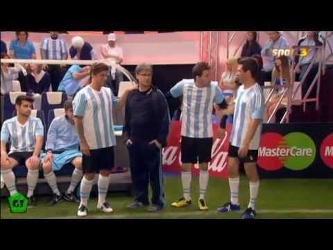 Messi Copa America 2015 No Siente La Camiseta Argentina - Crackovia
