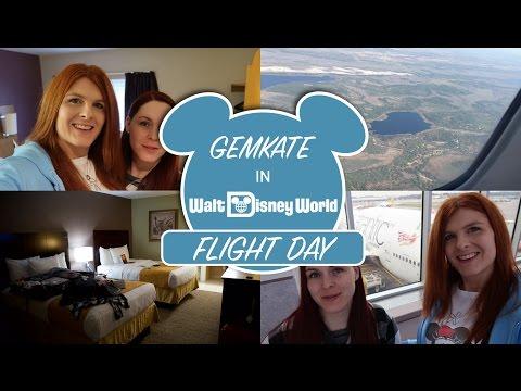 Walt Disney World March 2017! Flying out - Manchester to Orlando International - Virgin Atlantic