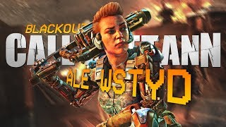 ALE WSTYD - Call of Duty Blackout (PL) #16 (BO4 Blackout Gameplay PL)