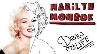 MARILYN MONROE | Draw My Life