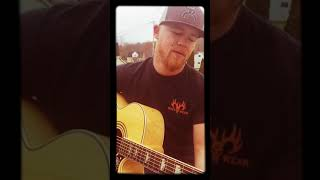 Luke Combs Must've Never Met You (cover)
